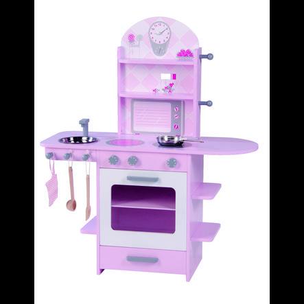 roba Dětská kuchyňka růžová