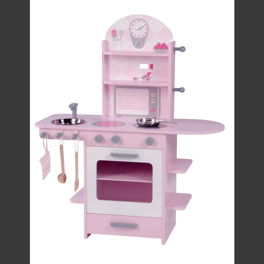 roba Kuchnia dziecięca różowa