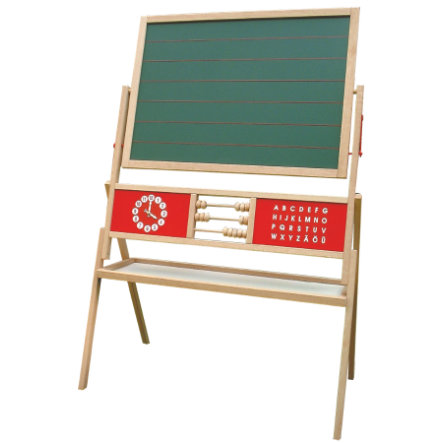 ROBA Schoolbord, hout naturel