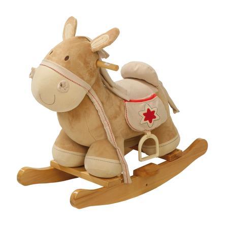 roba Pony a dondolo in peluche