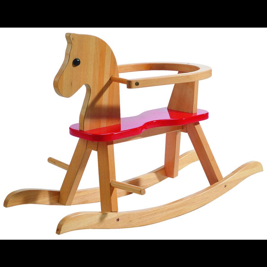 ROBA Schommelpaard, hout