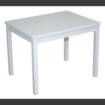 roba Tavolo per bambini bianco laccato