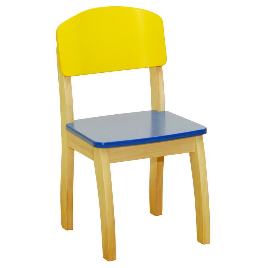 roba silla alta, colorida