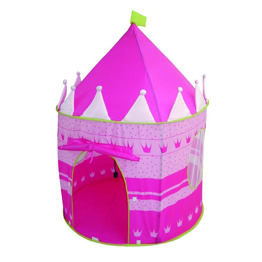 ROBA Tente pour enfants Château, rose