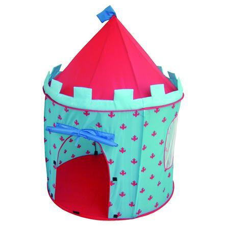 roba Namiot Zamek kolor niebieski