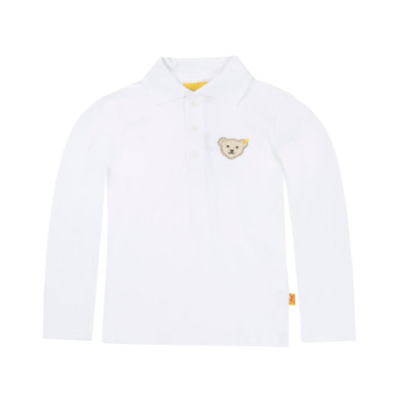 Steiff PoloShirt, biały