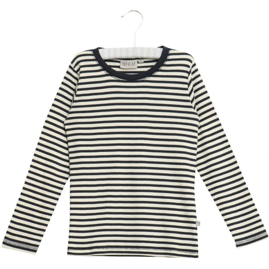 WHEAT Longsleeve Robert navy