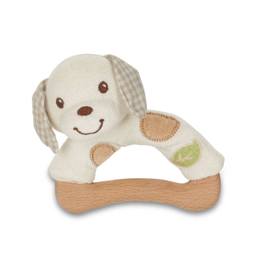 EverEarth® Peluche hochet  Chien