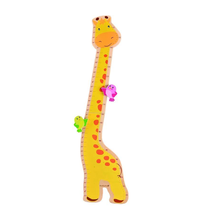EverEarth® Mätsticka Giraff