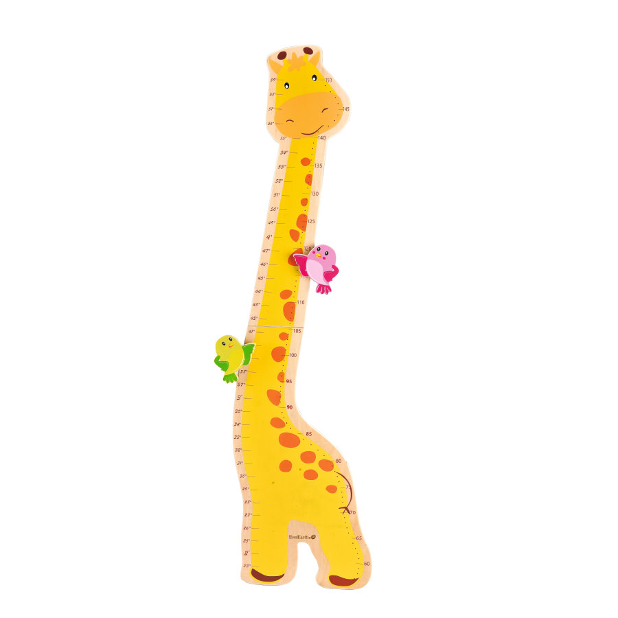 EverEarth® Messlatte Giraffe