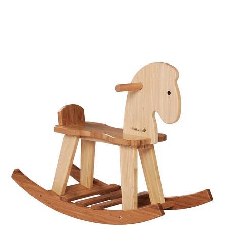 EverEarth® Bambusový houpací kůň