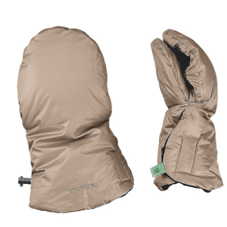 ODENWÄLDER Handwarmers Muffolo taupe