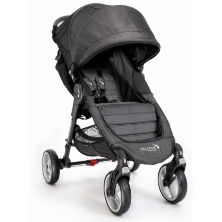 Baby Jogger Sittvagn City Mini 4W charcoal
