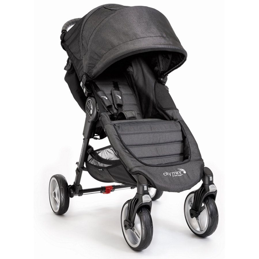 BABY JOGGER Poussette-canne City Mini 4 roues, charcoal