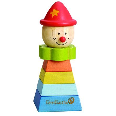 EverEarth® Clown - röd hatt