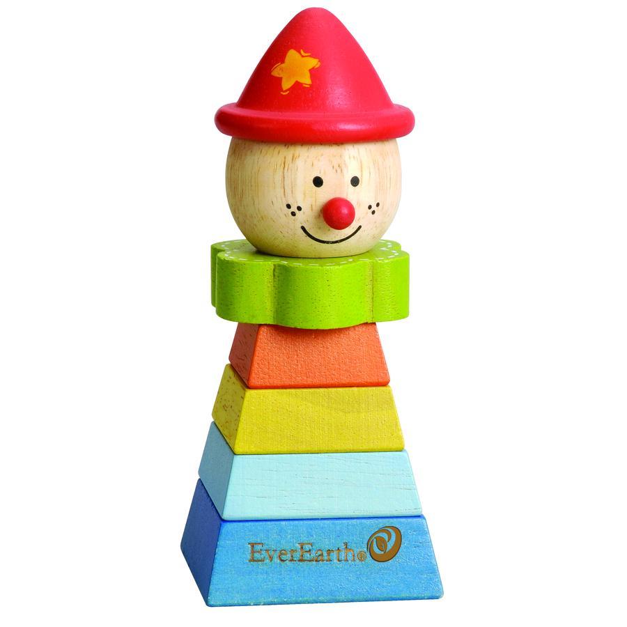 EverEarth® Klaun s červeným kloboukem
