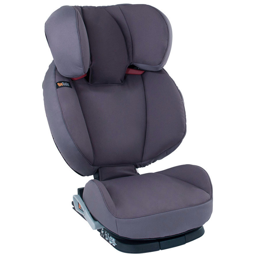 BeSafe Kindersitz iZi UP X3 Tone in Tone Lava Grey