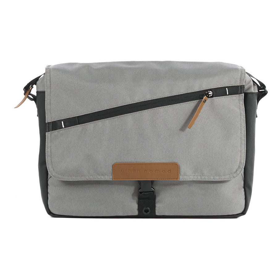 Mutsy EVO Nappy Bag Light Grey URBAN NOMAD Edition