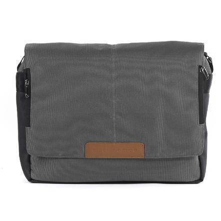 Mutsy IGO Nappy Bag Lite Dark Grey - urban nomad Edition
