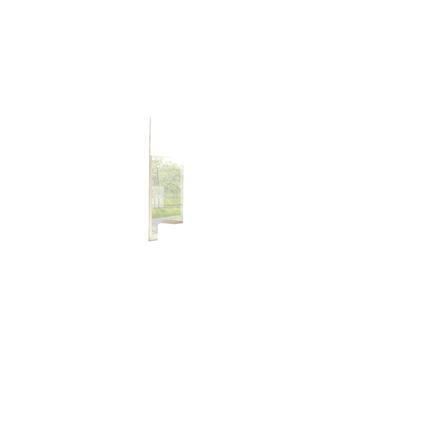 TiCAA Babyzimmer Milu 4-teilig Sonoma - Weiß
