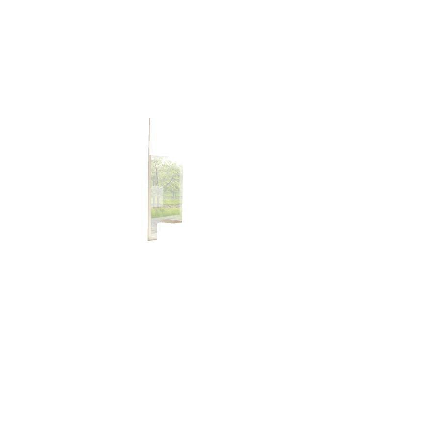 TiCAA Babyzimmer Milu sonoma-weiß 2-türig