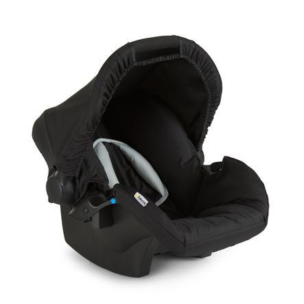 hauck Autostoel/reiswieg Zero Plus Black