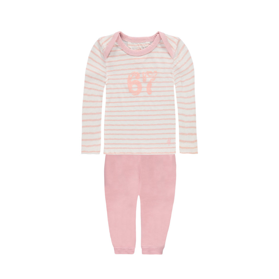Marc O`Polo Girls Set 2-teilig silver pink