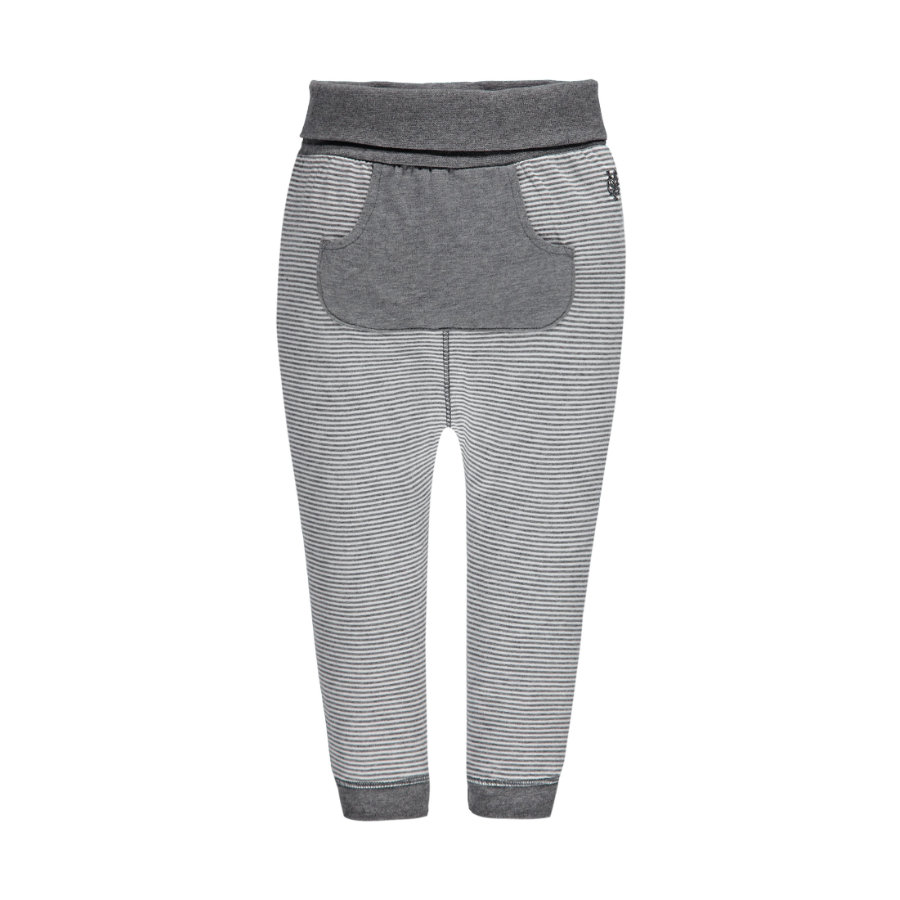 Marc O`Polo sweatpants stribet grå