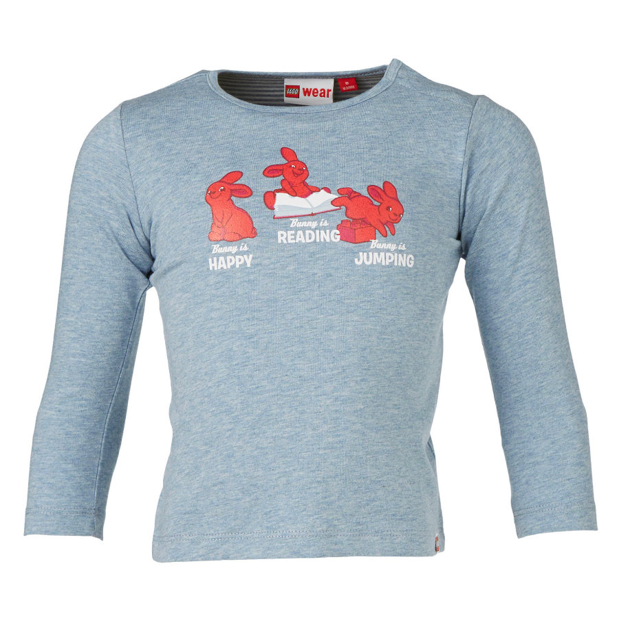 LEGO wear Girls Longsleeve TIFF blau