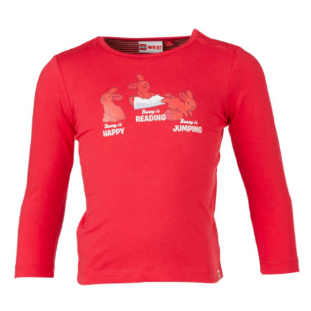 LEGO wear  Girl s Manches longues TIFF rouge