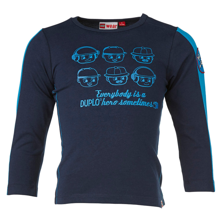 LEGO wear Boys Longsleeve TREY dunkel navy