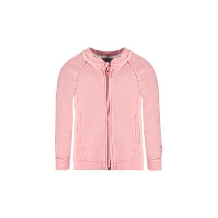 bellybutton Girl s Chaqueta de sudor rosa mélange