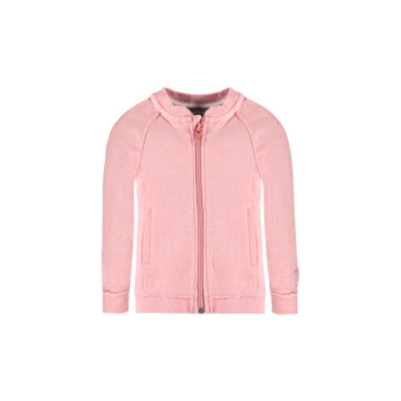 bellybutton Girls Sweatjacke pink melange