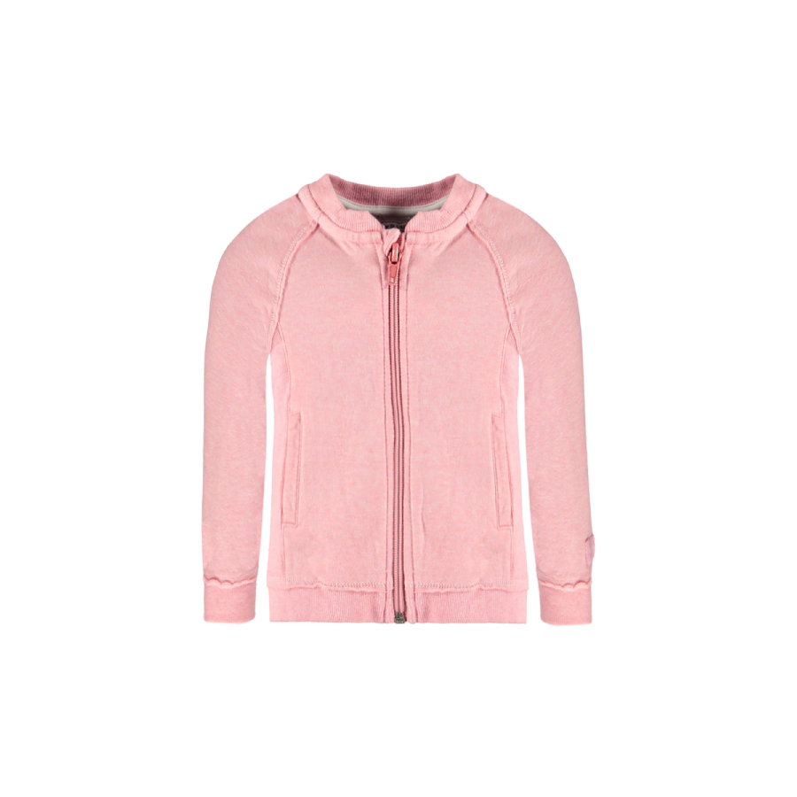 bellybutton Girls Sweatjacke pink melange