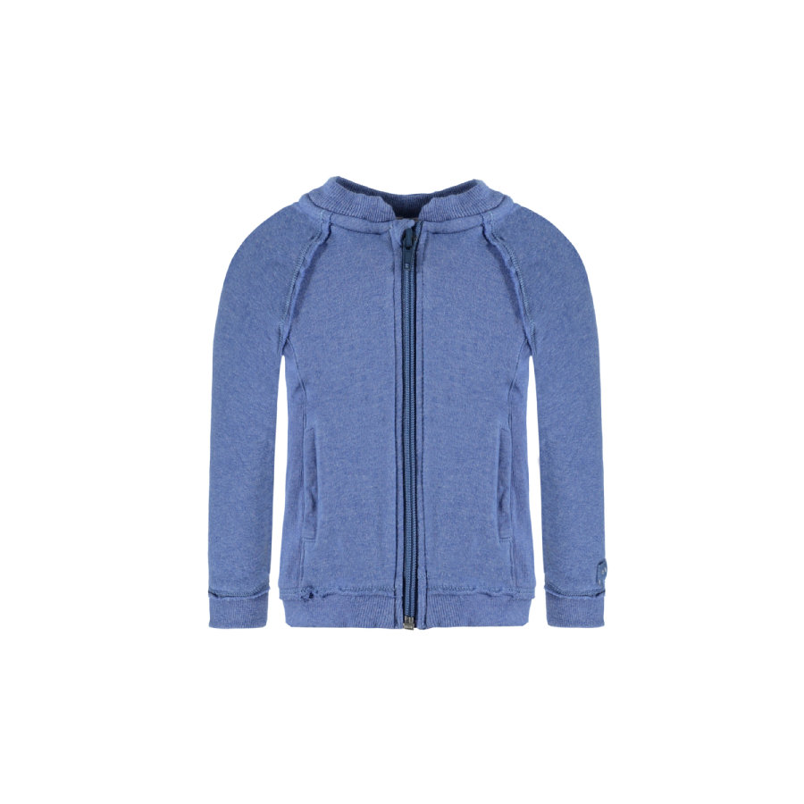 bellybutton Boys Sweatjacke blue melange
