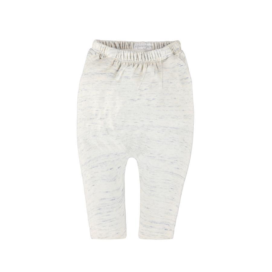 bellybutton Boys Pantalon de survêtement mélange blanc