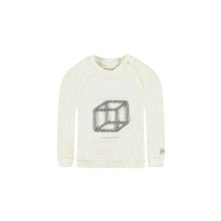 bellybutton Boys Sweat-shirt blanc neige