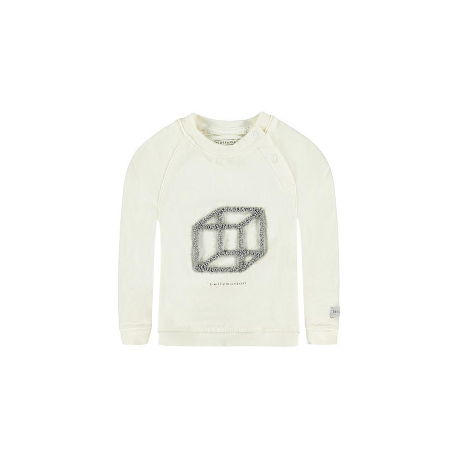 bellybutton Boys Sweatshirt snow white
