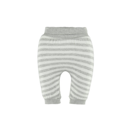 bellybutton Boys Spodnie dresowe szare melanże