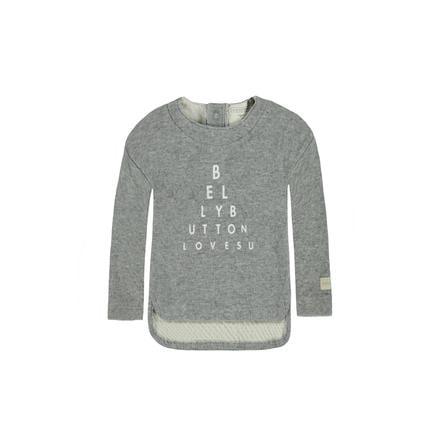 bellybutton Girl s Sweatshirt grey melange