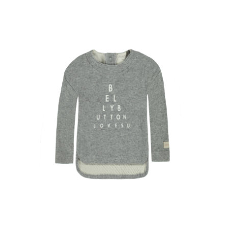bellybutton Girl s Sweatshirt gris mélangé