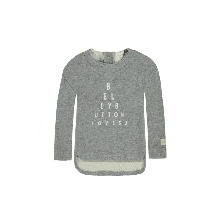 BELLYBUTTON Girls Shirt grey melange
