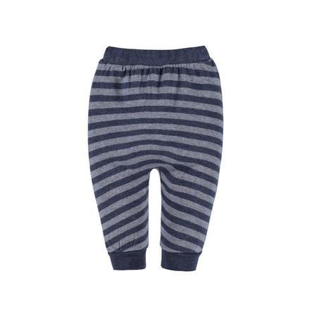 bellybutton Boys Pantalone felpa blu melange