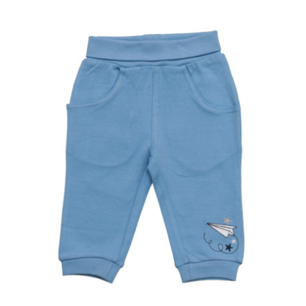 SALT AND PEPPER Baby Glück Boys Sweathose little star baby blue