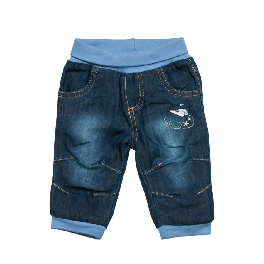 SALT AND PEPPER Baby Glück Boys Jeans little star original