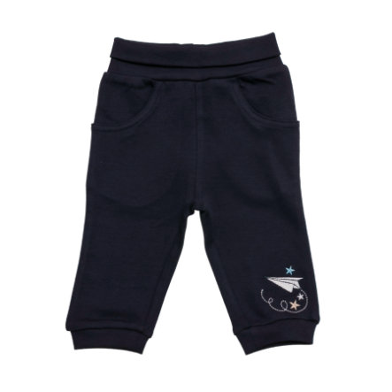 SALT AND PEPPER Baby Glück Boys Sweathose little star cobalt