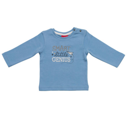 SALT AND PEPPER Baby Glück Boys Longsleeve Knaben baby blue