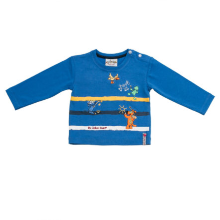 SALT AND PEPPER Boys Longsleeve print blue
