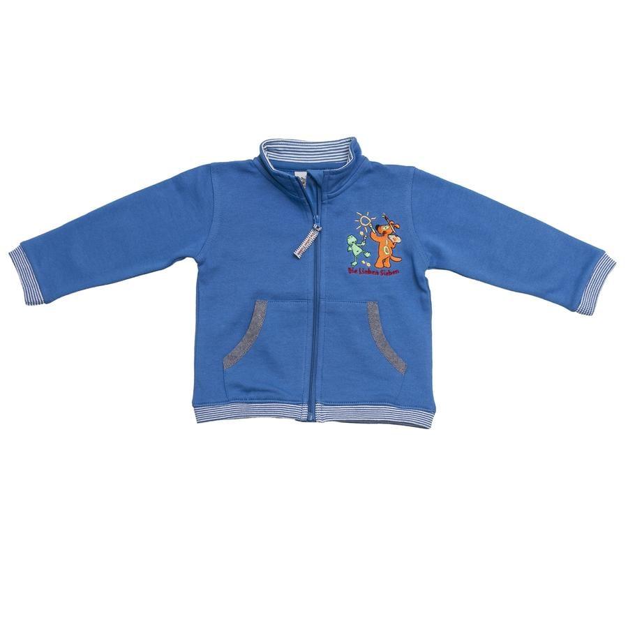 SALT AND PEPPER Boys Veste de survêtement bleu