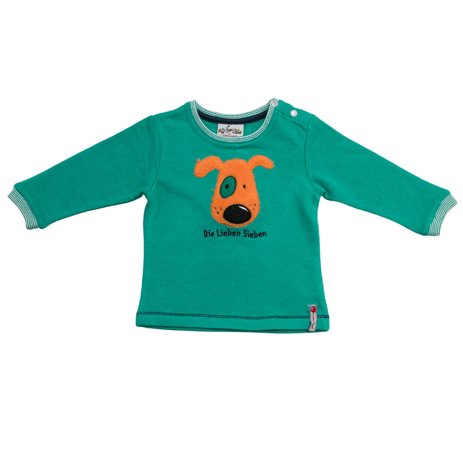 SALT AND PEPPER Boys Sweatshirt Hund golf green